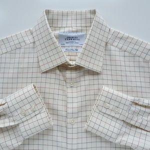 Charles Tyrwhitt Shirt Extra Slim Fit 16.5 I 35